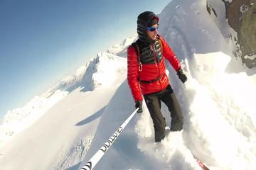 News video: 3 couloirs day by Kilian Jornet - Ski & Alpinism